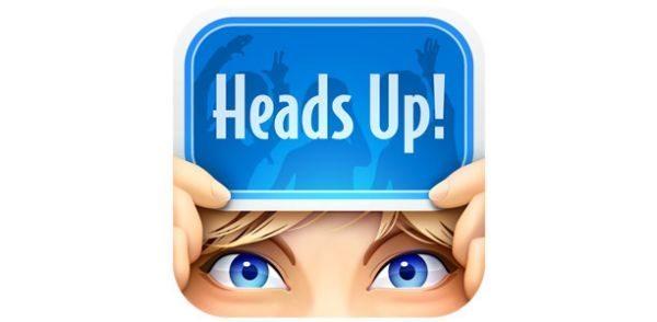 Heads Up app made famous by Ellen DeGeneres