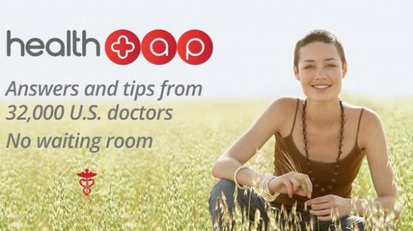 HealthTap gives you answers