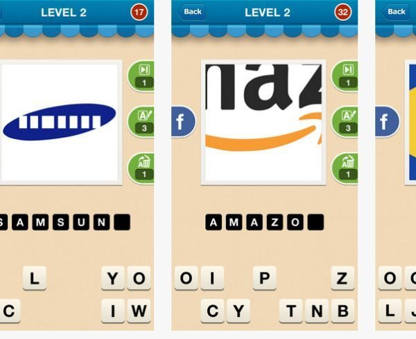 Hi Guess the Brand logos app and answers