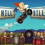 Hill Bill Android and iOS motorcycle stunt game now free