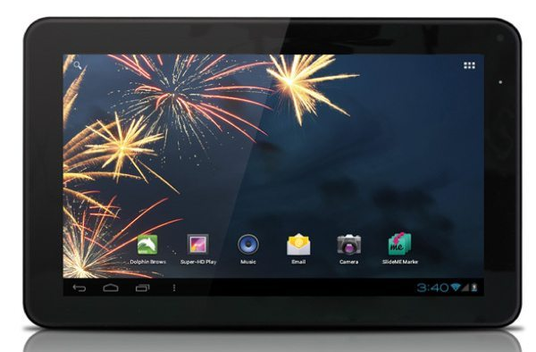 Hipstreet Flare 9-inch Android tablet with WiFi pic 1