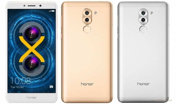 Honor 6X has made its global debut at CES 2017