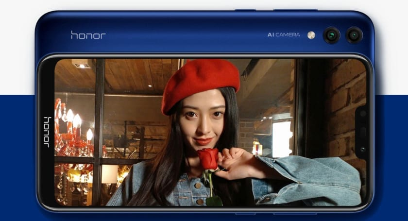 Honor 8C announced