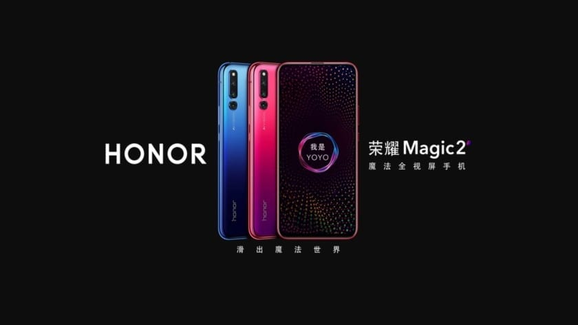 Honor Magic 2 revealed