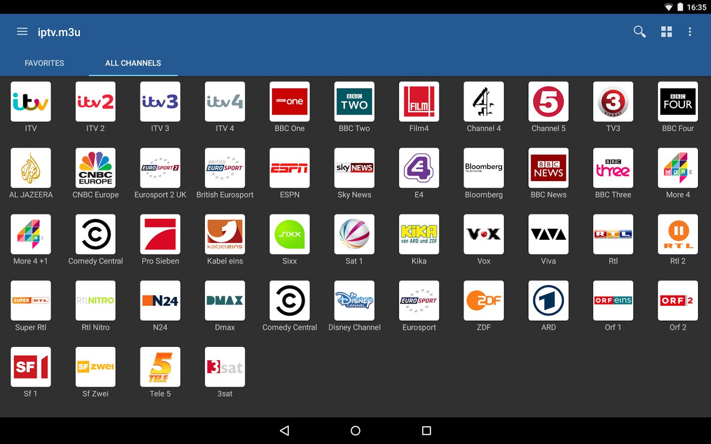 How To Set Up An Android Iptv Phonesreviews Uk Mobiles