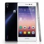 Huawei AScend P7 goes official with specs and price