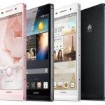 Huawei Ascend P6 gets UK price delivery shortly