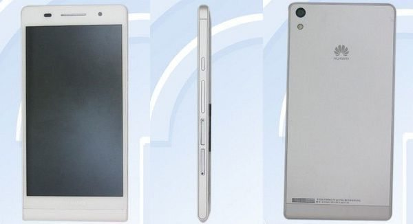 Huawei Honor 3 could be Ascend P6-U06, its special