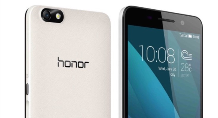 Huawei Honor 4X Android Lollipop update