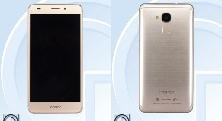 Huawei Honor 5C specifications disclosed by TENAA spot
