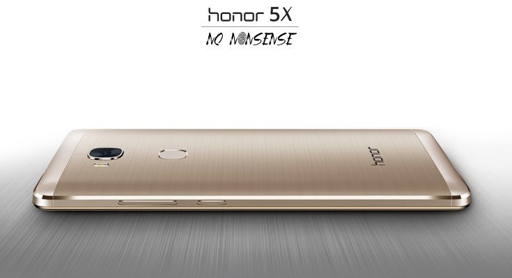 Huawei Honor 5X availability detailed for India launch