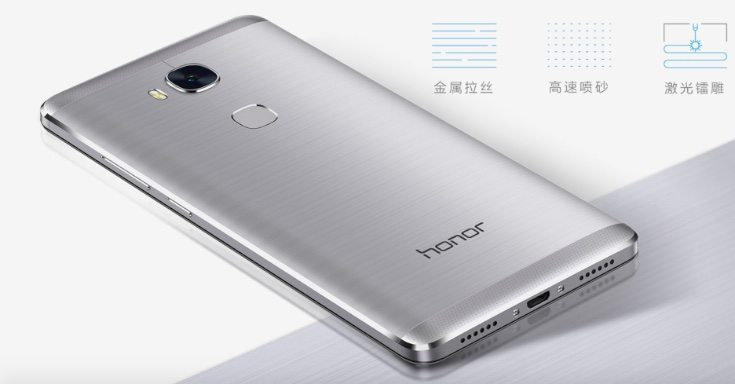 Huawei Honor 5X goes official