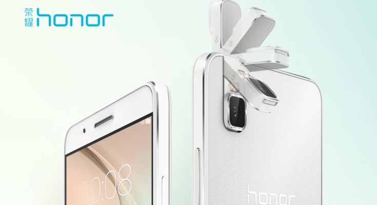 Huawei Honor 7i announced and priced