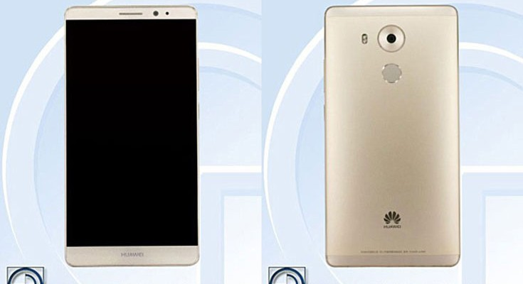 Huawei phone spotted on TENAA with Force Touch Display