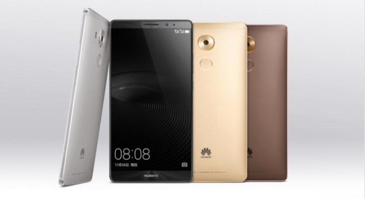 Huawei Mate 8 US release date rumored to arrive early next year