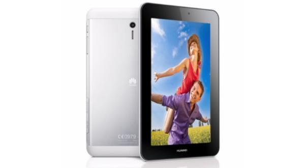 Huawei MediaPad 7 Youth tablet specs, release
