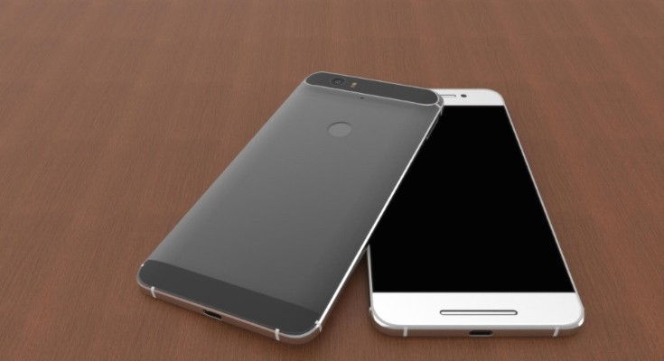 Huawei Nexus 2015 design