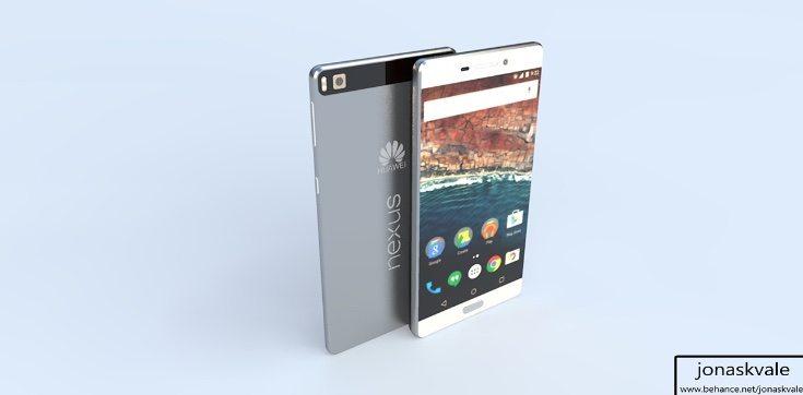 Huawei Nexus 2015 designed to wow
