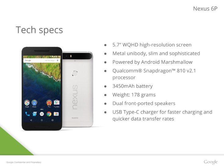 Huawei Nexus 6P presentation slides b