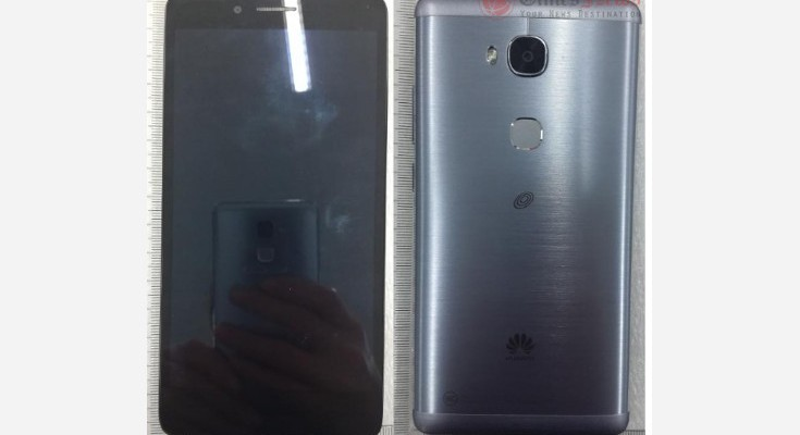 Huawei H1622 passes through FCC certification as Nexus 2016?