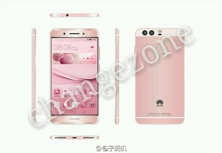 Huawei P9 claimed press renders b