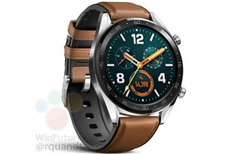 Huawei Watch GT rumors