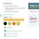 Huge Nokia Lumia 930 price drop