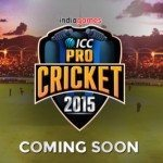ICC Pro Cricket 2015 app