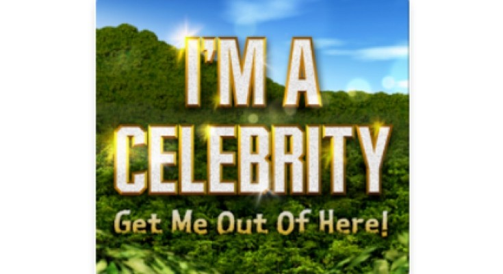 I'm a Celebrity app for iOS and Android 2015