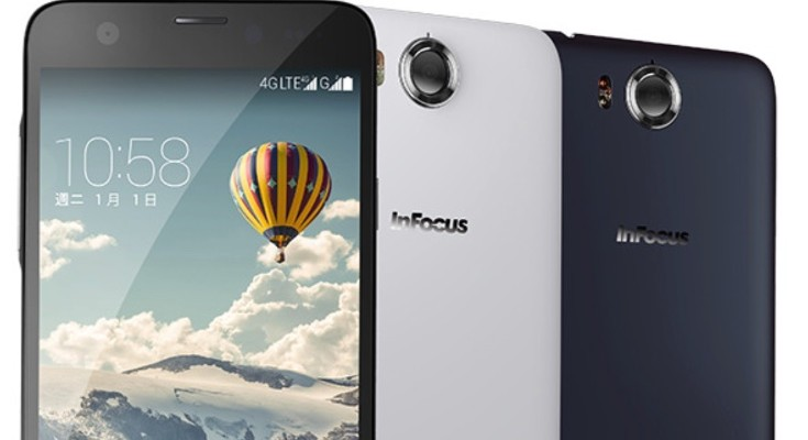 InFocus M530 price and availability date