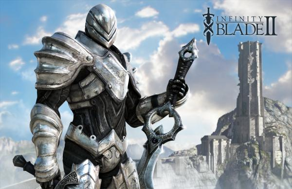 Infinity Blade 2 and Traktor DJ join free iOS apps selection