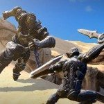 Infinity Blade 3 Ausar Rising update is generous