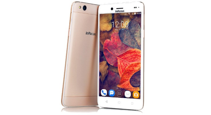 InFocus M535+ listed for Rs. 11,999 with 3GB of RAM and Android 6.0