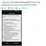 International HTC One now seeing Android 4.3 and Sense 5.5