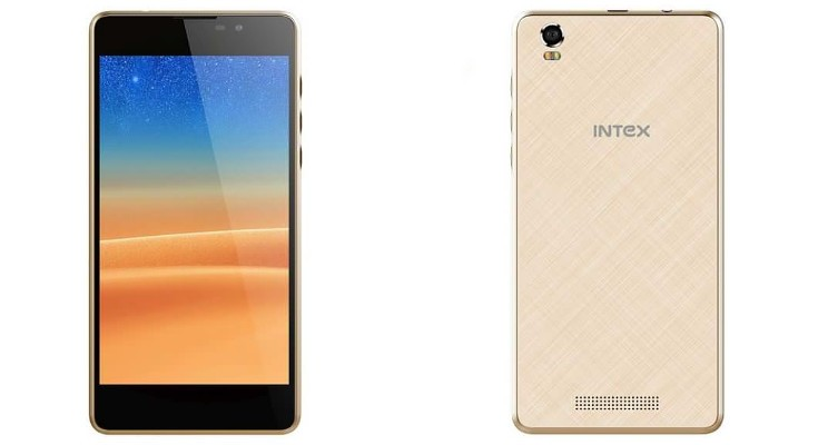 Intex Aqua Power 4G price and specifications are official for India