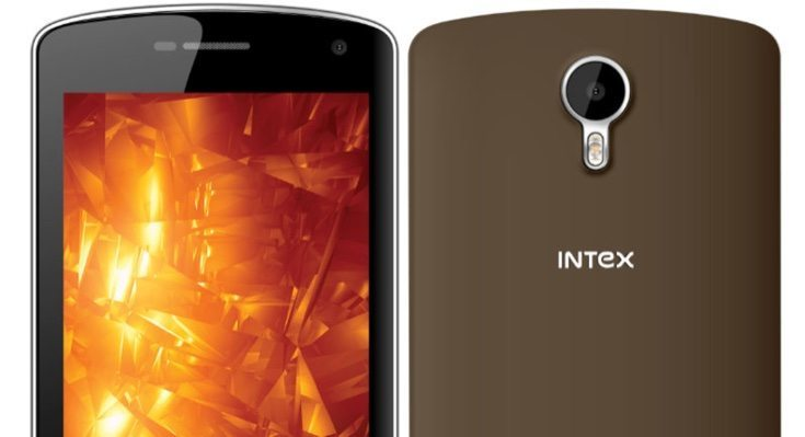 Intex Cloud Fame price and specs at launch