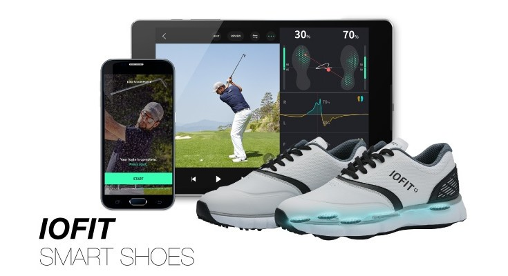 IOFIT Smart Shoes can shave strokes of your Golf Game