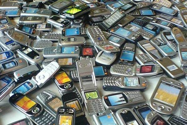 Is it still safe to recycle your mobile phones?