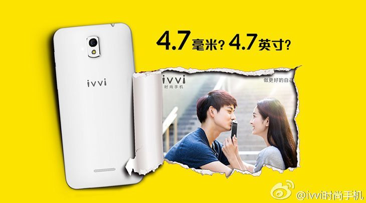 Ivvy is the world's thinnest smartphone