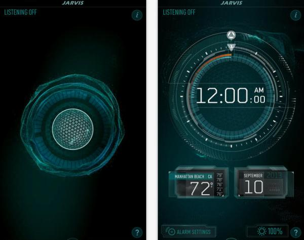 Jarvis Iron Man 3 Android app release