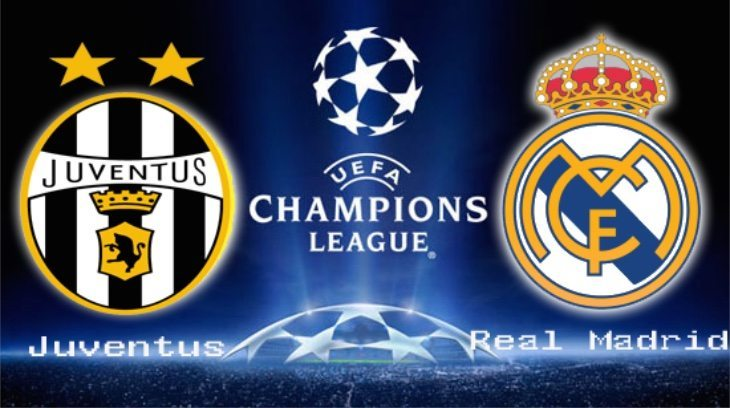 Juventus vs real madrid news, live scores