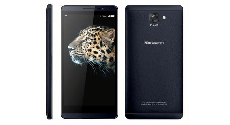 Karbonn Quattro L55 HD announced for Rs. 9,990