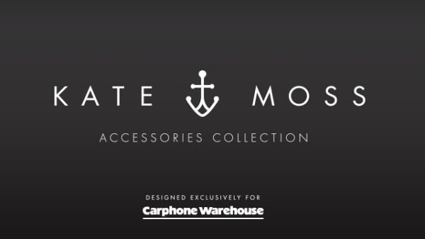 Kate Moss designing mobile accessories for CPW