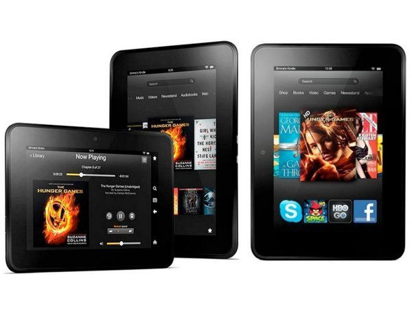 Kindle Fire HD 2, build-up to 2nd generation release