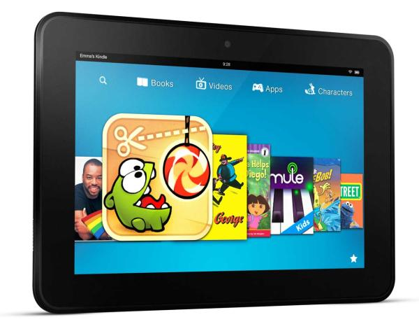 Kindle Fire HD 2 specs seen in benchmarks, Nexus 7 beater