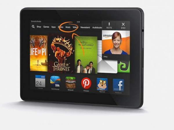 Kindle Fire HD and HDX OS 3.1 update download link