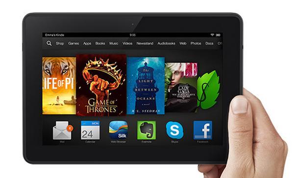 Kindle Fire HDX gains Verizon LTE by Amazon
