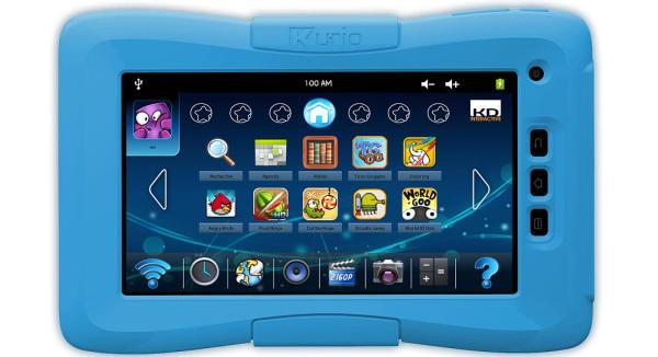 Kurio Kids 7-inch Tablet vs LeapFrog LeapPad2 Power