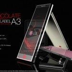 LG Chocolate reinvented in A3 design