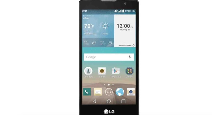LG Escape 2 phone